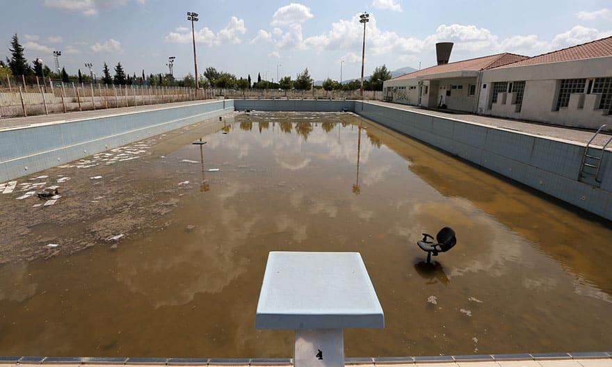 Олимпийская деревня, Афины, 2004 Летние Олимпийские игры