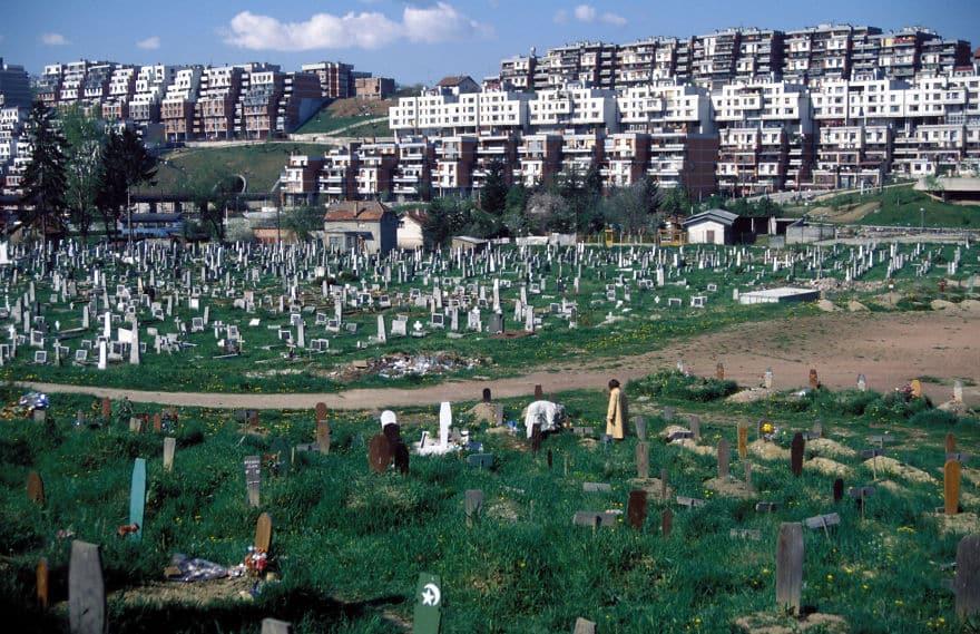Олимпийский спортивный комплекс, Сараево, 1984