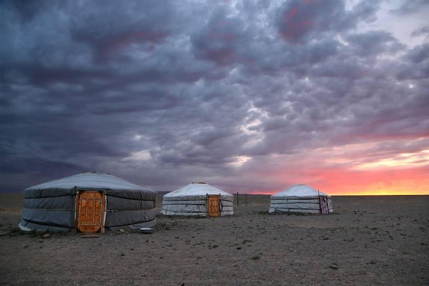 Монголия
