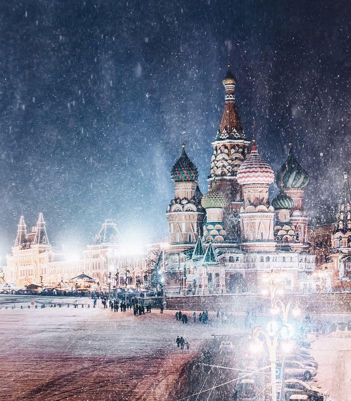 Собор на Красной площади