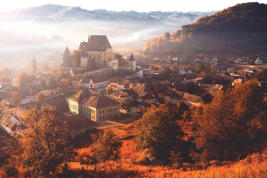 Кусочек Франции в Румынии