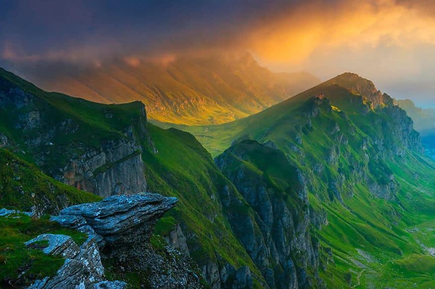 кусочек Шотландии в Румынии