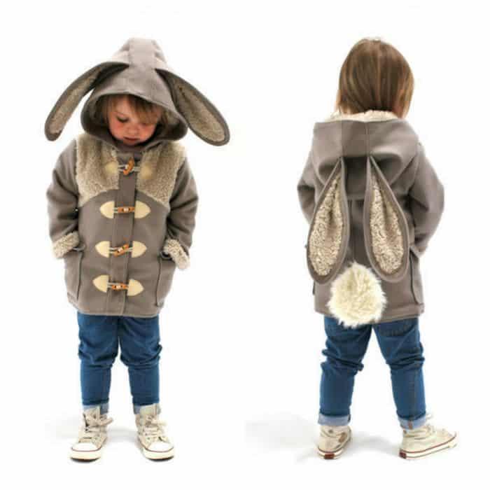 Пальто от кролика