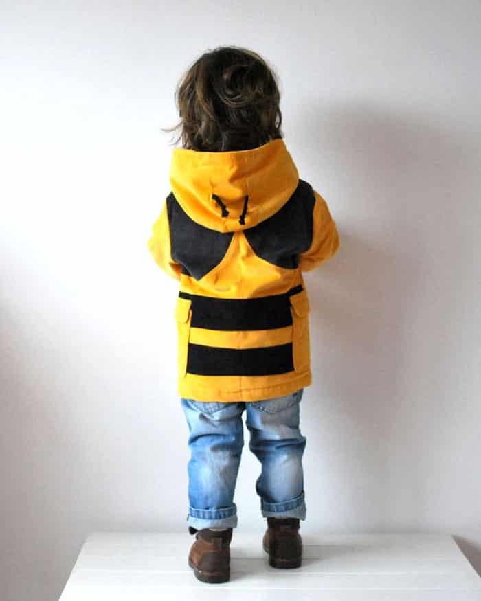 Пальто от пчелы Майя