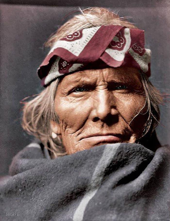 Старейшина племени