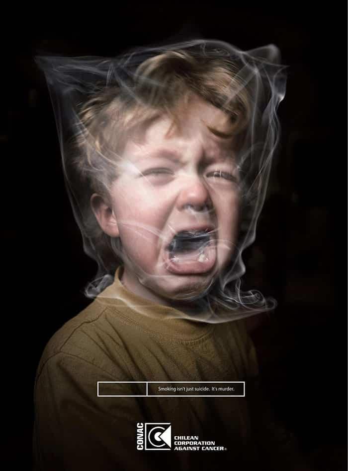 Курение и дети