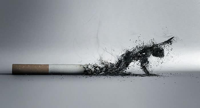 Табак тебя погубит