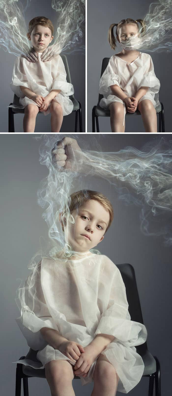 Табачная петля для детей