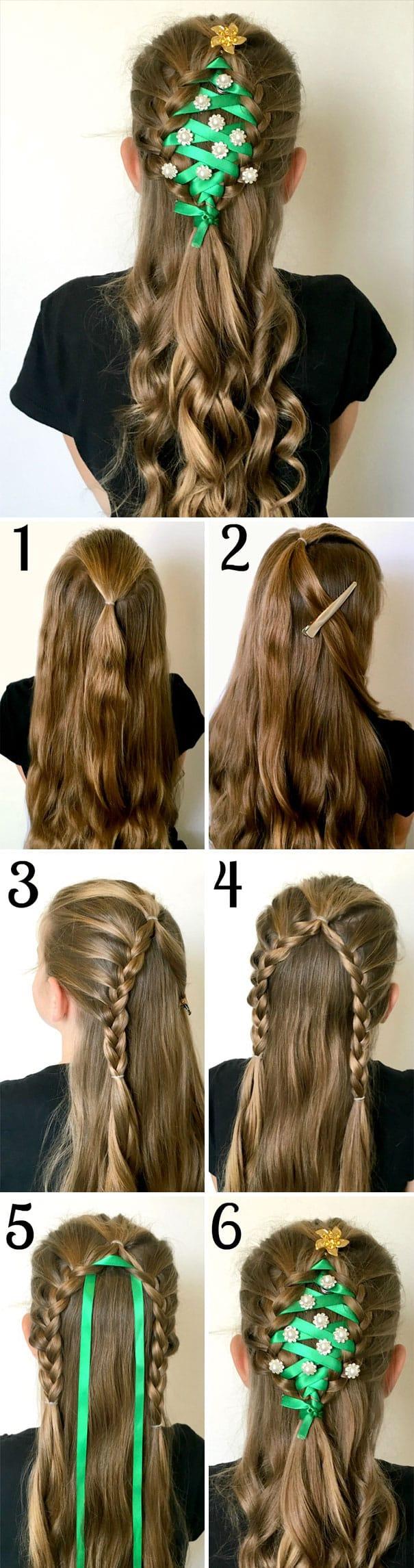 Инструкция по плетению волос