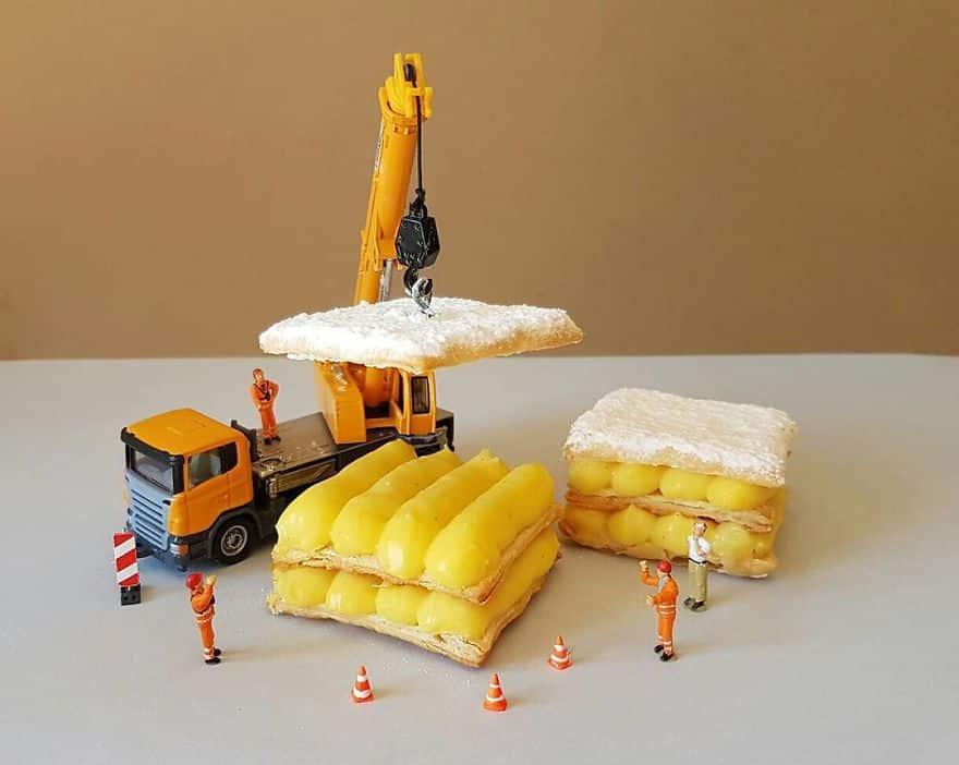 Строительный десерт