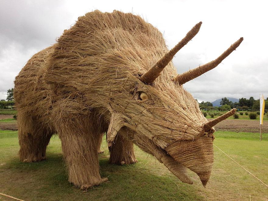Доисторическое животное в Японии