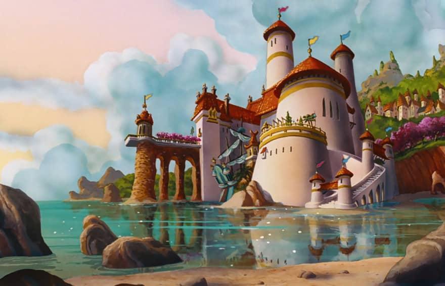 Башня из сказки