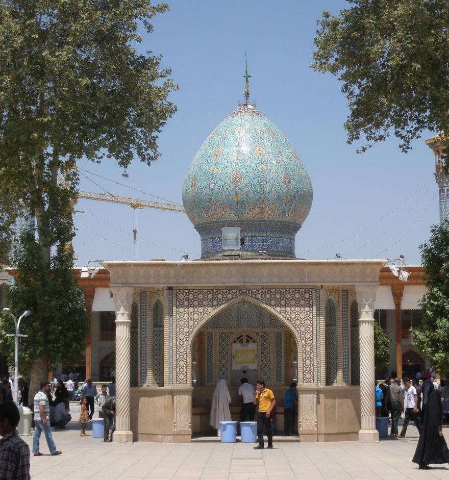 Мечеть Царя Света