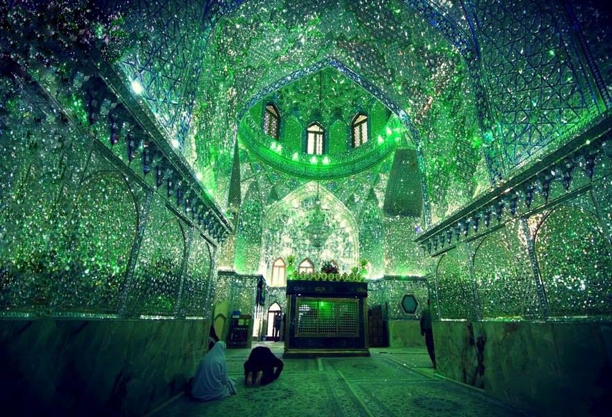 Мечеть в Иране