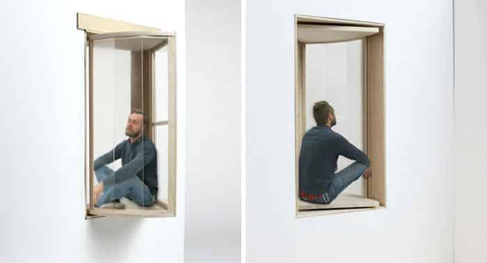 Отдых в окне