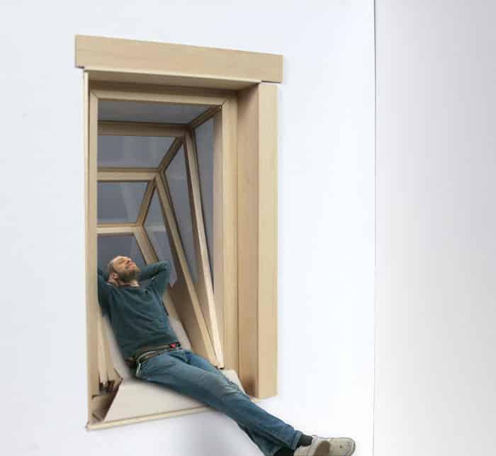Раскладное окно
