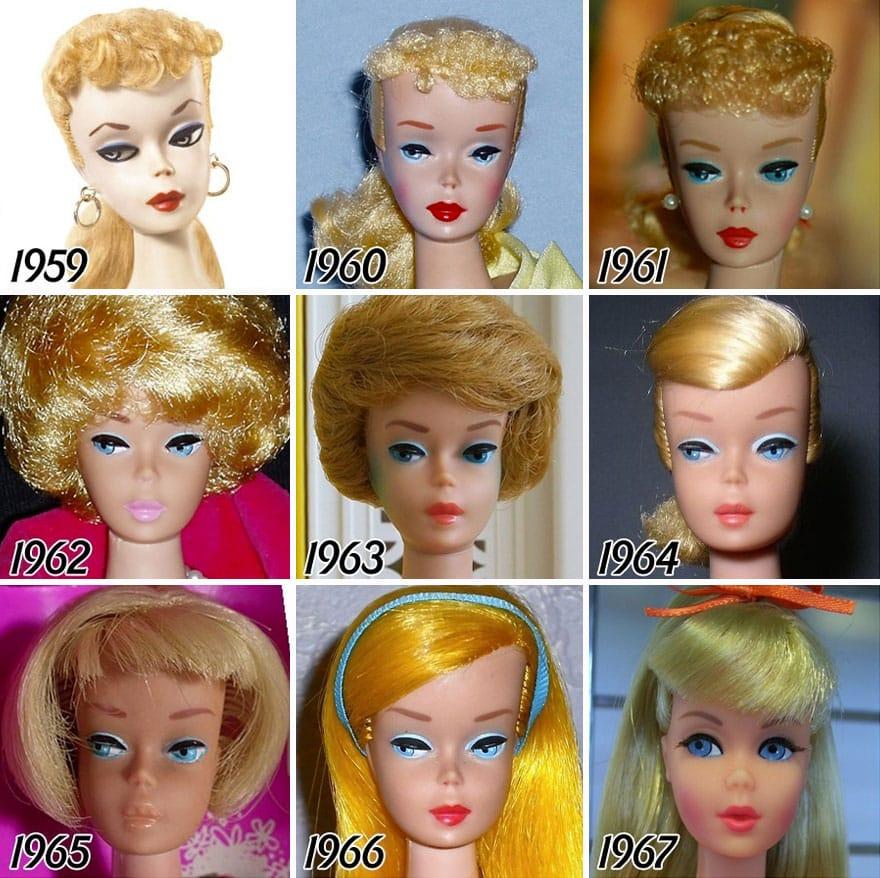 Барби следит за модой