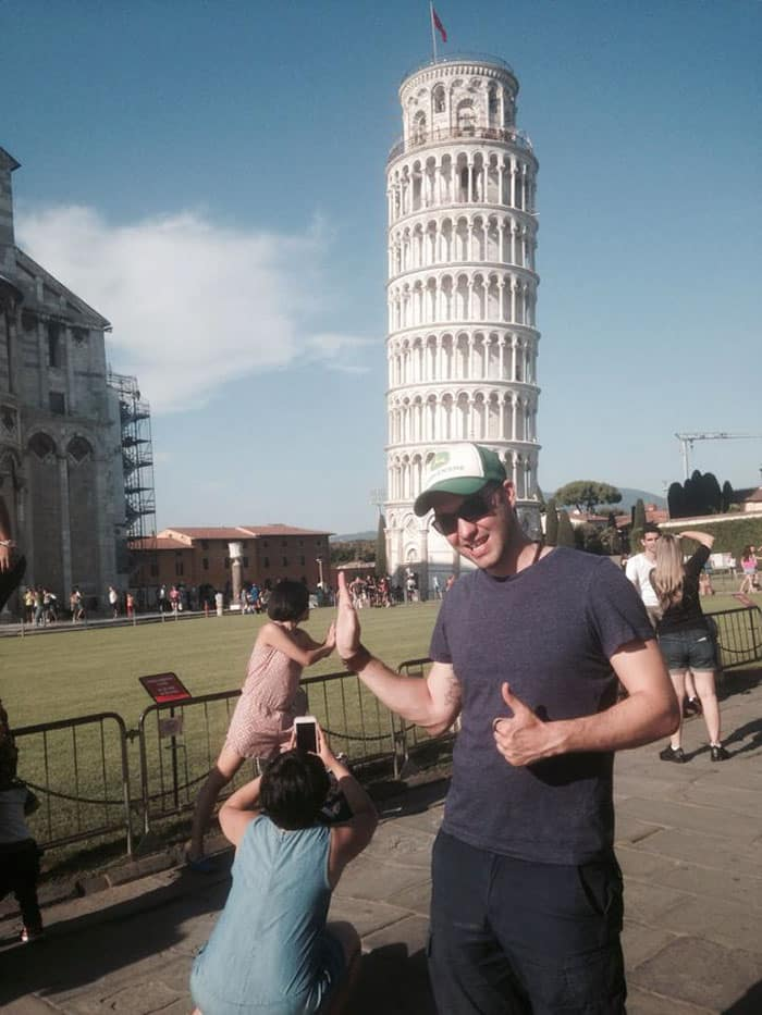 Приколы в Италии