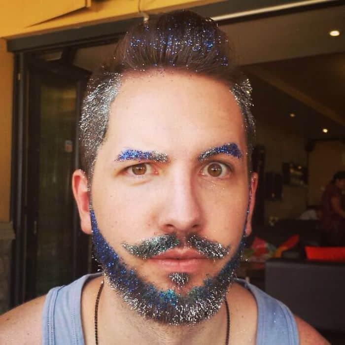 Мужская борода на каждый день