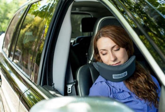 Как выспаться пассажиру автомобиля