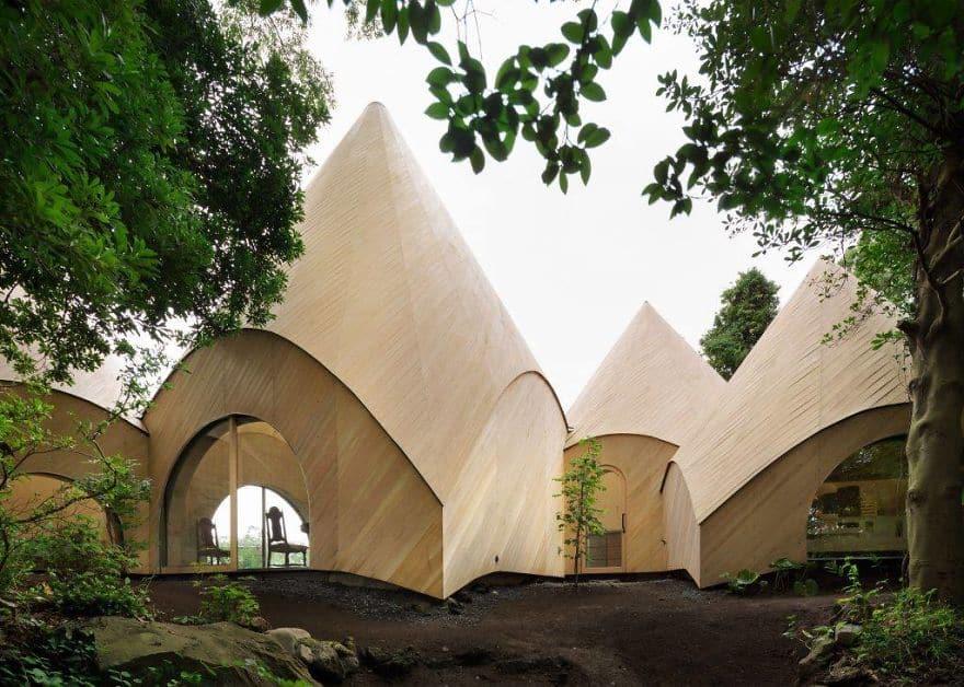 Дом из пяти шатров