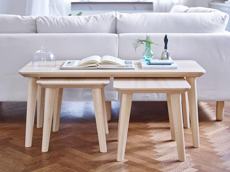 Стол Lisabo - одна из самых совершенных моделей в мебели IKEA