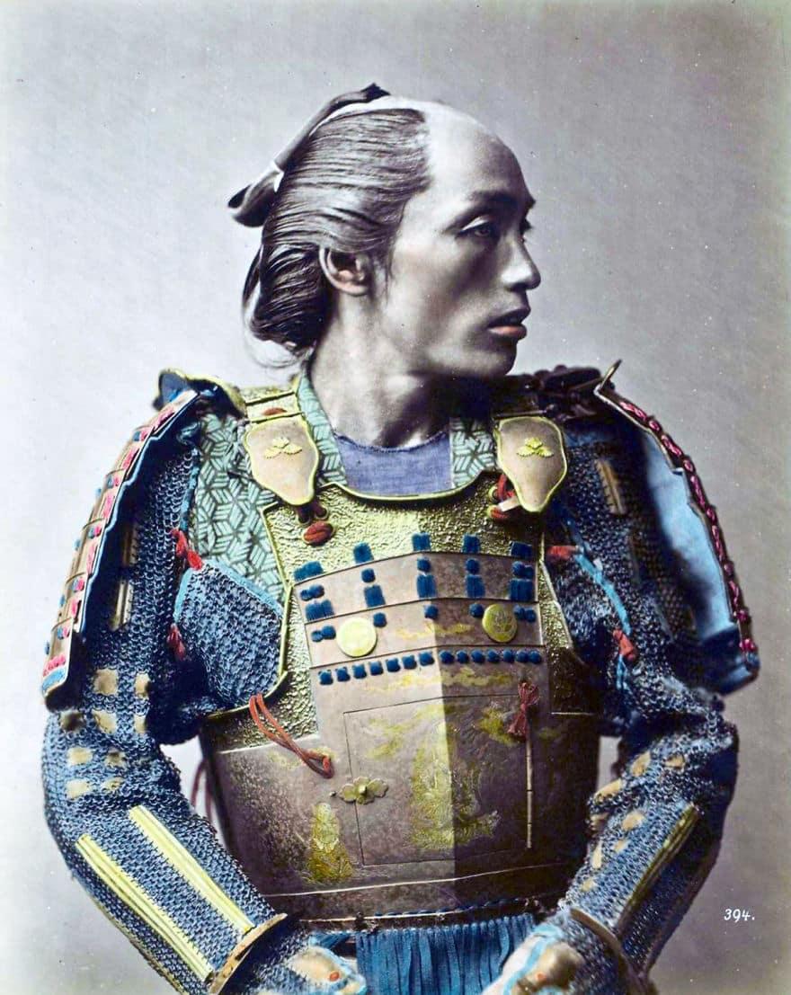 Портрет великого воина