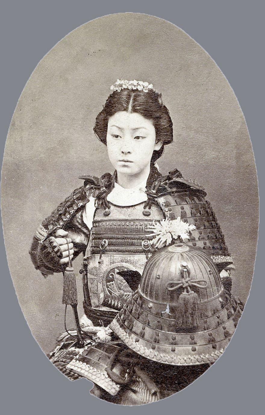 Последние самураи Японии