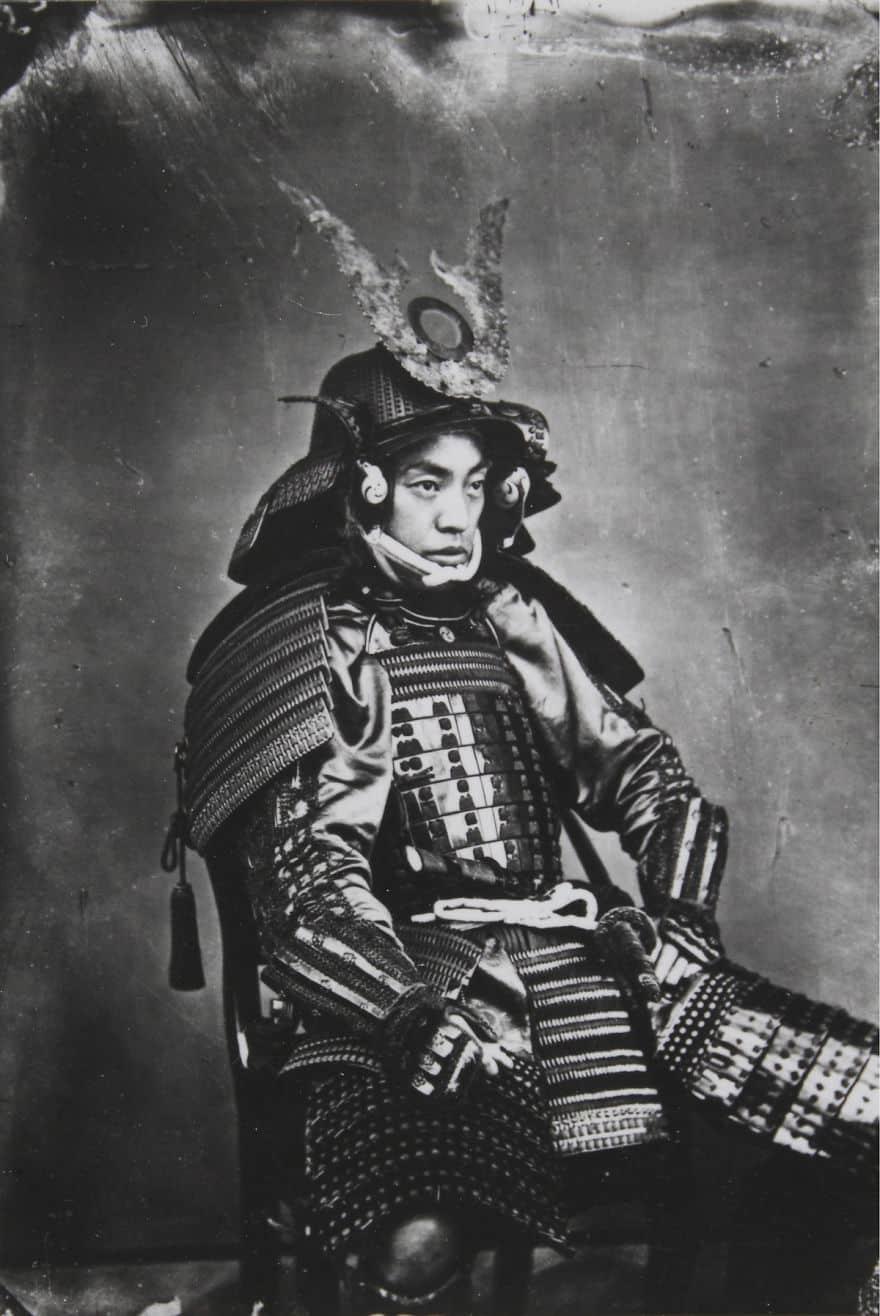 Наряд японского воина