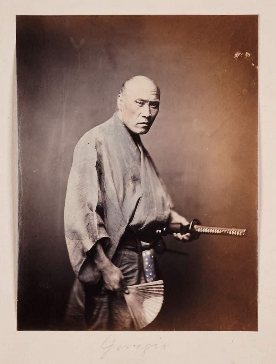 Авторитетный защитник Японии