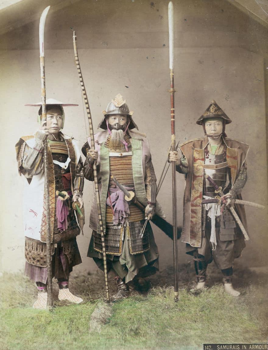 Благородные самураи