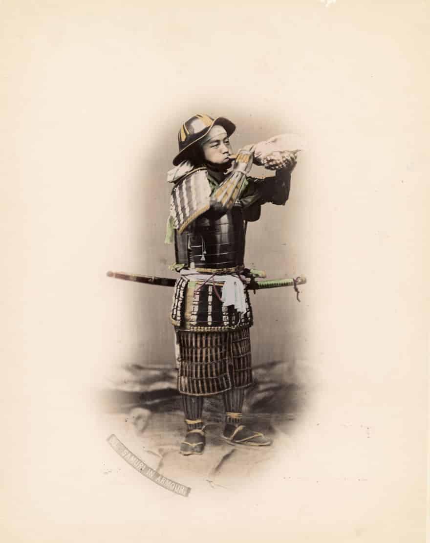 Легендарный самурай