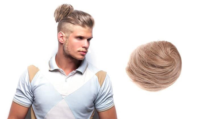 Искусственные волосы для парней