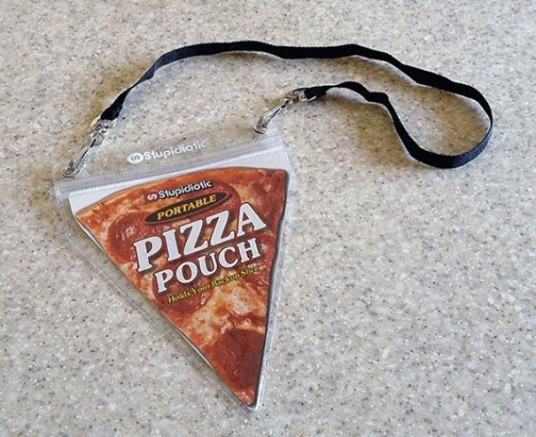 Сумка для куска пиццы