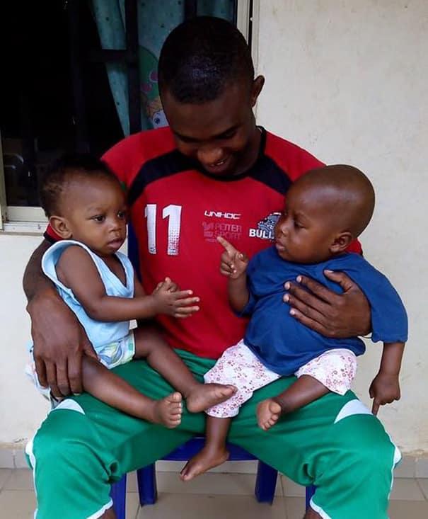 Спасенные дети