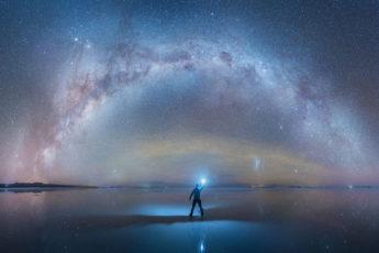 Человек против Вселенной