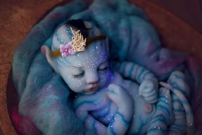 Очаровательный малыш