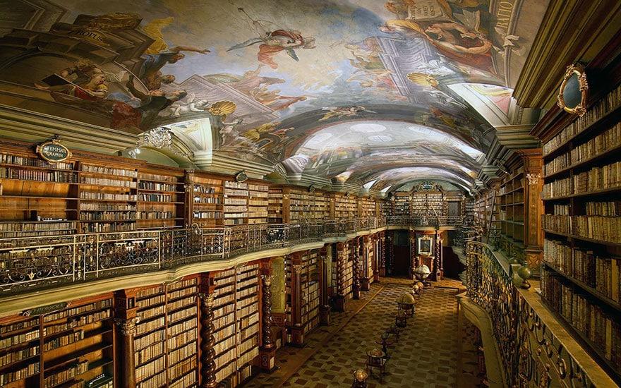 Библиотека Св. Клементия