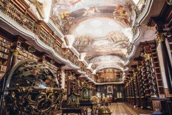 Национальная пражская библиотека