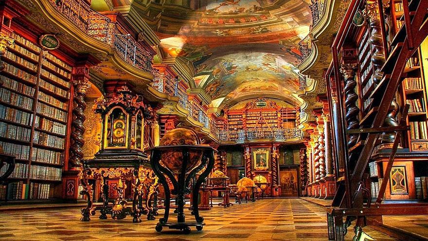 Собрание книг к Чехии