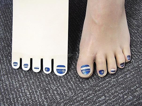 Чулки для женских ногтей
