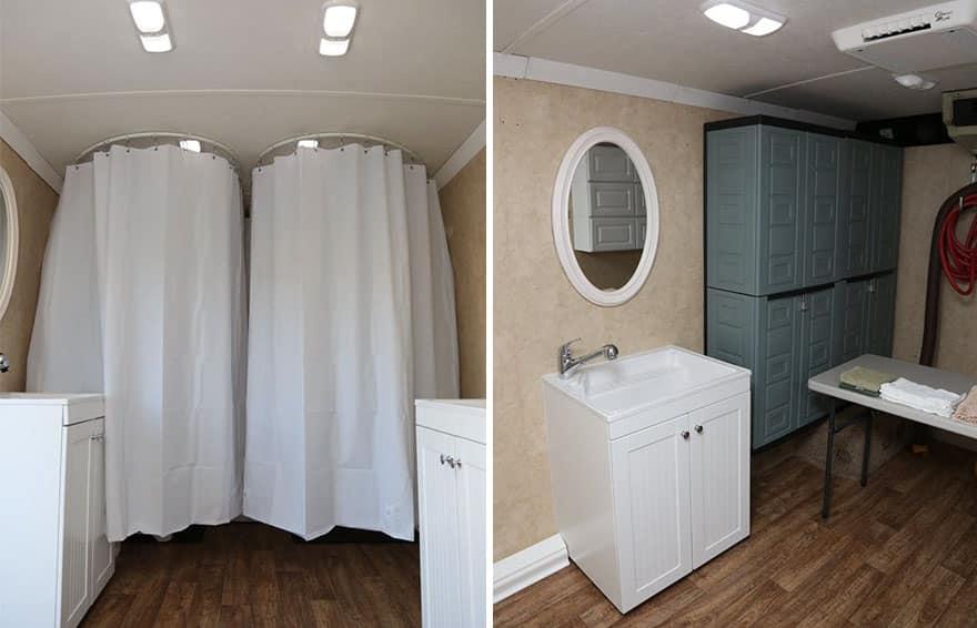 Мобильная баня