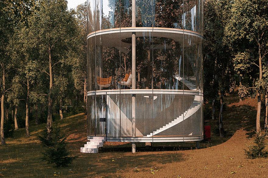 Проект казахстанского архитектора