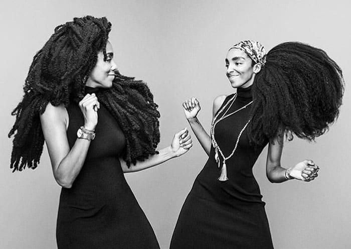 Королевы натуральных волос