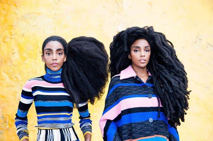 Мы приняли свои волосы такими, какие они есть