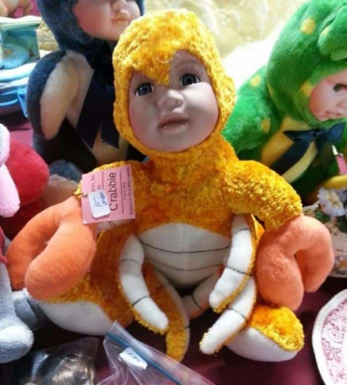 Сомнительные игрушки для детей