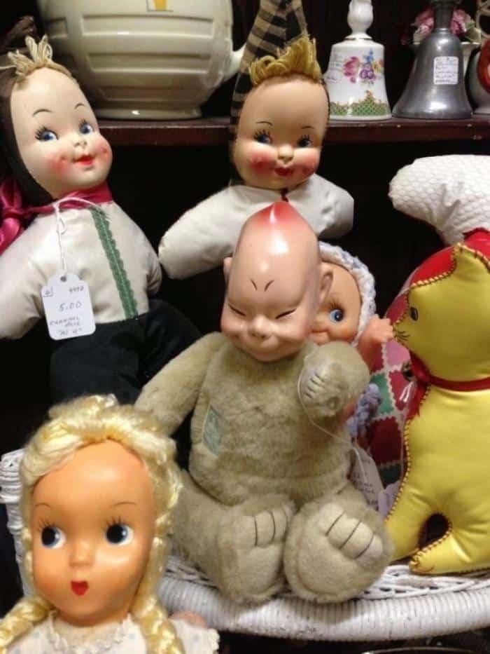 Игрушки против детей