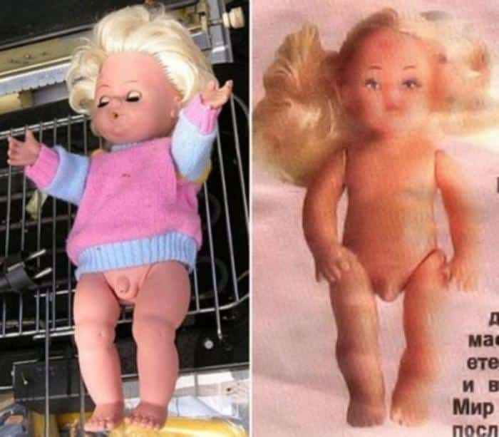 Кукла-трансцвестит