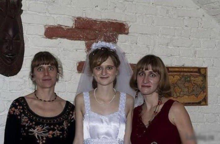 Сногсшибательная свадебная фотография-12