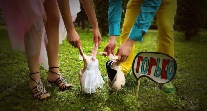 Сногсшибательная свадебная фотография-16